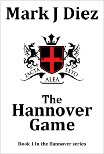 The Hannover Game front cover